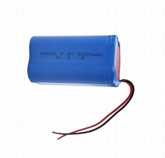12v lithium battery pack for electric tool