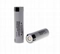 Panasonic NCR18650BD 3200mAh 20A 3.6V lithium battery flat top for Led flashligh