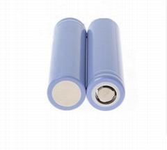 Samsung INR18650-29E 2900mAh 10A 3.7v lithium battery flat top for bike