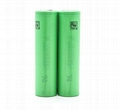 Sony US18650NC1 2900mAh 10A 3.7v lithium battery flat top for Digitals