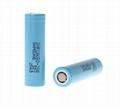 Samsung INR18650-25R 2500mAh 20A 3.7v lithium battery for LED Work Light
