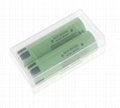 Panasonic NCR18650BE 3200mAh 20A 3.7v lithium battery flat top for UPS Equipment