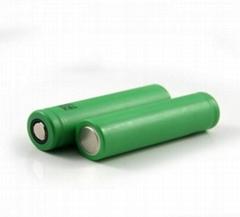 Sony US18650VTC5 2600mAh 25A 3.7v lithium battery flat top for E-Bike