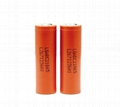 LGABC21865 2800mA 10A 3.7v lithium battery flat top for Motocycle