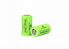 10A High drain 18350 1200mAh battery for E-cigarette