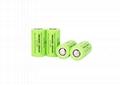 10A High drain 18350 1200mAh battery for E-cigarette