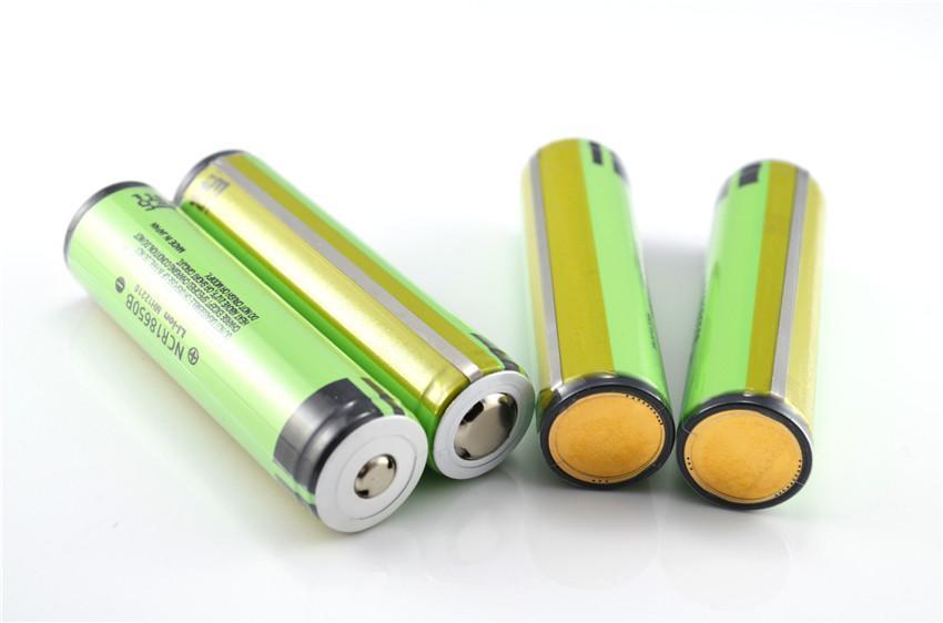 Rechargeable Li-ion NCR18650B 3400mah 3.6V Lithium ion Battery