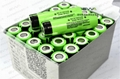 Rechargeable Li-ion NCR18650B 3400mah 3.6V Lithium ion Battery