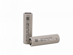 Molicel 21700 P42A 45A High drain Batteries INR21700-P42A for vacuum cleaner