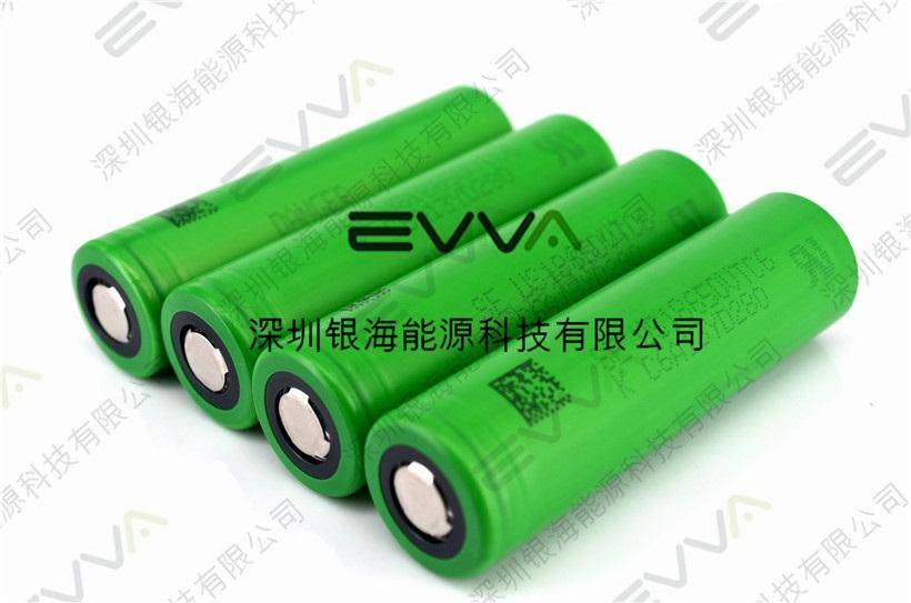 Murata\Sony US18650VTC6 High power battery pack for single wheel scooters