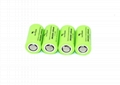 The NEWEST 18350 1200mAh Li-ion rechargeable battery for e-cig