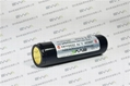 3500mAh AKKU Rechargeable Flashlight Battery protected 18650