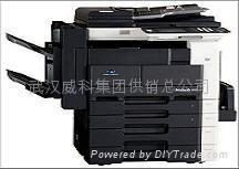 武漢柯尼卡美能達363黑白多功能數碼複印機 1