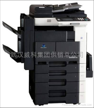 黑白多功能数码复印机租赁 1