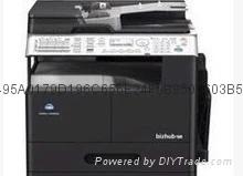 柯尼卡美能达195黑白多功能复印机