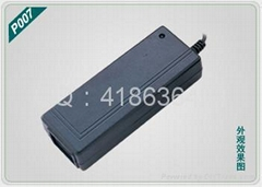 19V/3A AC-DC Power Adapter