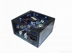 600W ATX  80plus power supply
