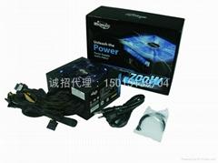 Galaxis 700W LX 700W ATX Power Supply 80plus power