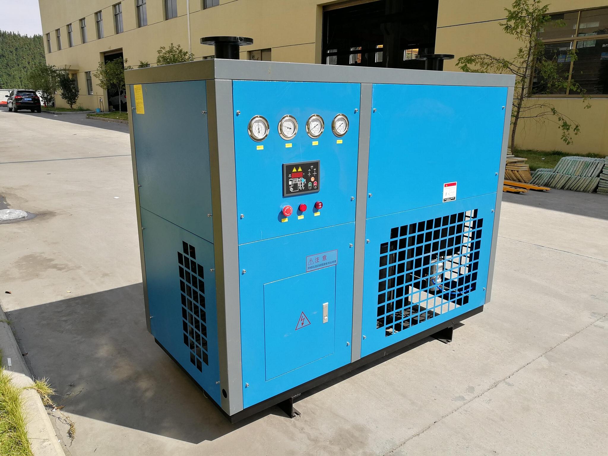 鋁箔生產用冷干機 1