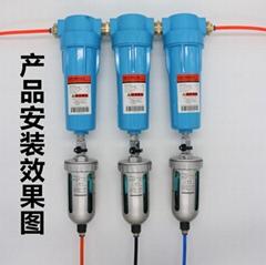 供應DPAF系列壓縮空氣過濾器