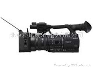 """索尼1/3"""" 3CMOS高清摄录一体机HVR-Z5C 1"""