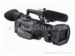 """索尼1/3"""" 3CCD 便携式摄录一体机DSR-PD190P"""