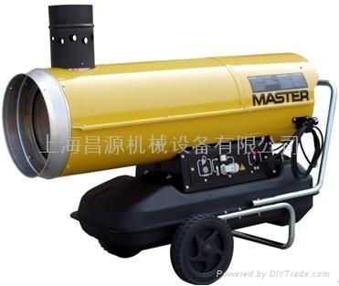 燃油工业加温机 1