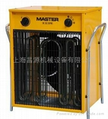 master燃油暖风机