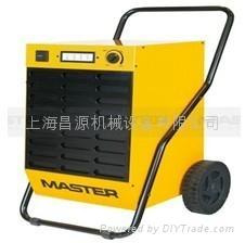 master工業除濕機DH772