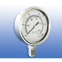 YTF-100-Z,YTF-150-Z耐震全不鏽鋼壓力表