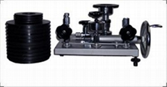 YS-600型活塞式压力计