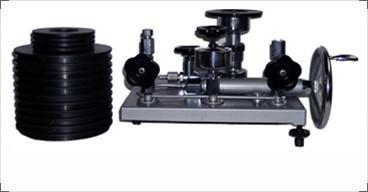 YS-250型活塞式壓力計 1