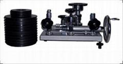 YS-250型活塞式压力计