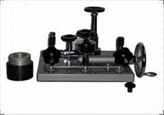 YS--6型活塞式壓力計