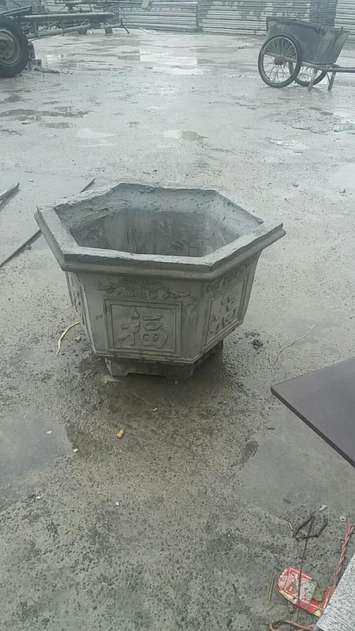 水泥花盆 2