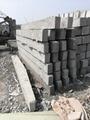 Cement precast cantilever lintel