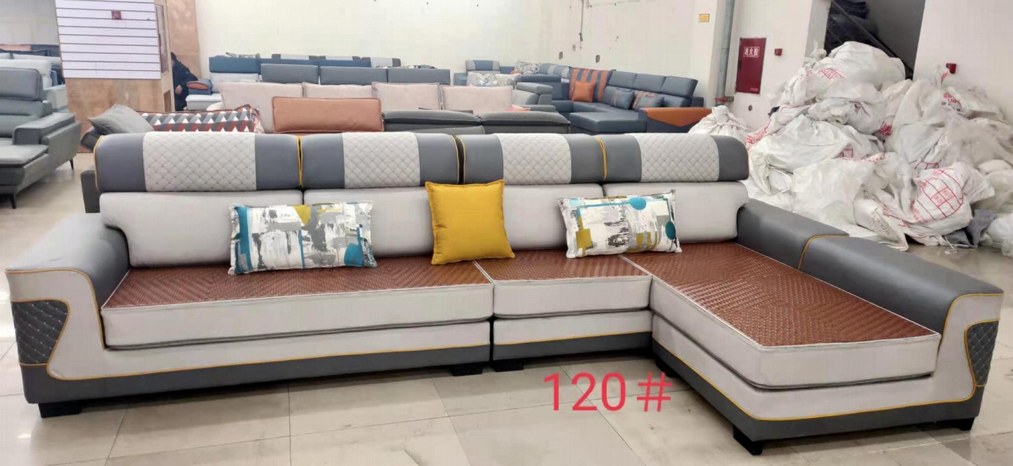 布艺沙发 3