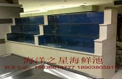 酒店海鲜池01
