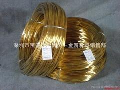 H65黃銅線