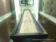 最新广州沙弧球台
