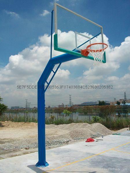 儿童籃球架 4