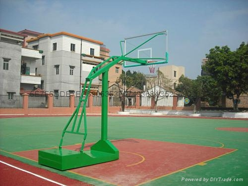 儿童籃球架 5