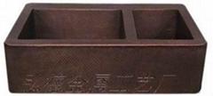 銅盆,傳統純手工銅盆,1551-L