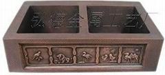 銅盆,傳統純手工銅盆,1501-H