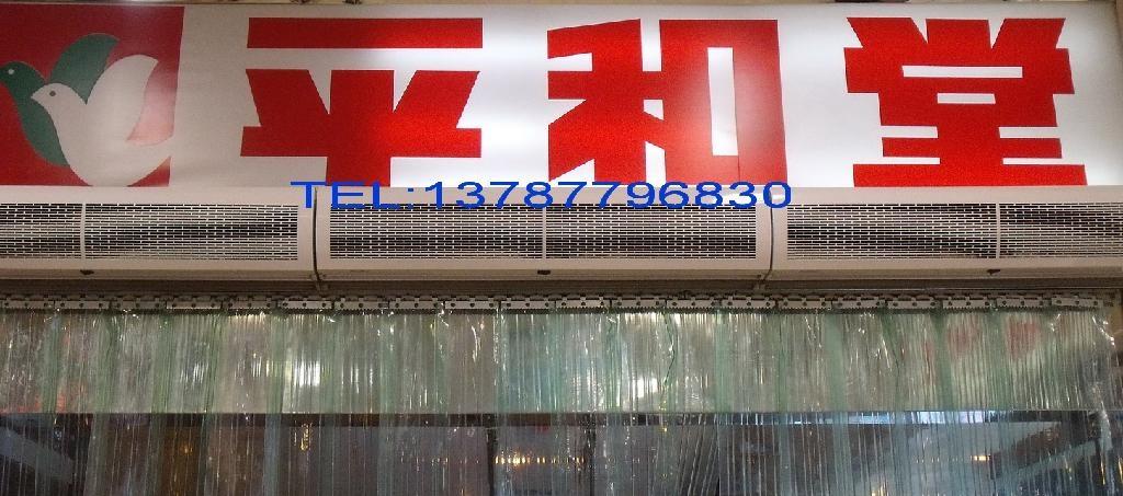 长沙冷暖型风幕机 2