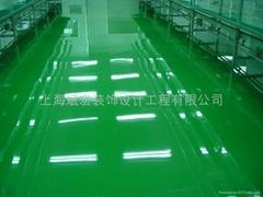 上海 环氧自流平地坪涂料