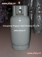 出口加納15kg液化石油氣鋼瓶