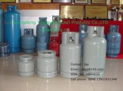 出口加納液化石油氣鋼瓶