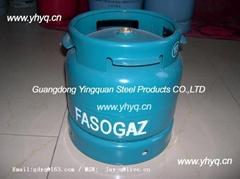 LPG cylinder for Mali