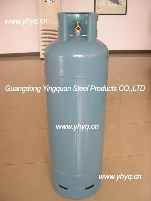 出口智利液化石油氣鋼瓶 1
